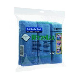 WyaAll Microfibre Cloths