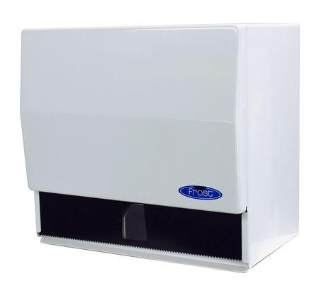Frost Universal Paper Hand Towel Dispenser - 101 Series  White