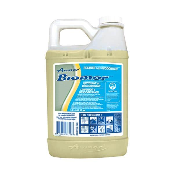 Cleaner Deodorizer  Institutional Industrial Grade - Concentrate  3.78 L  (Avmor Biomor)
