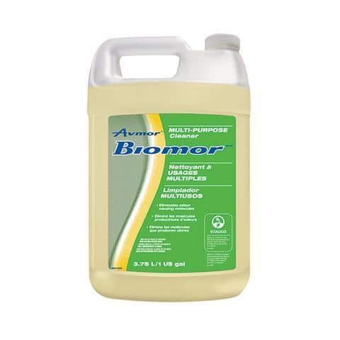 Multi-Purpose Cleaner, Stain Remover and Odour Eliminator (Avmor Biomor)  3.78 L
