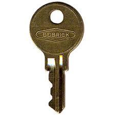 "Bobrick ""CAT 74"" Dispenser Key Replacement"
