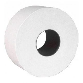 Virgin Jumbo Roll Tissue Roll  2.75 Inch Core  Individually Wrapped Singles