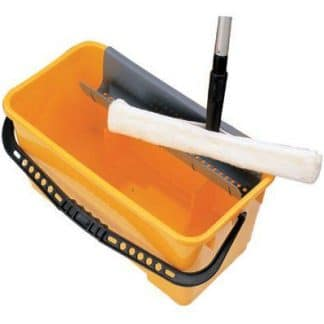 Window Bucket with Hanger Set   Yellow (DuraPlus)