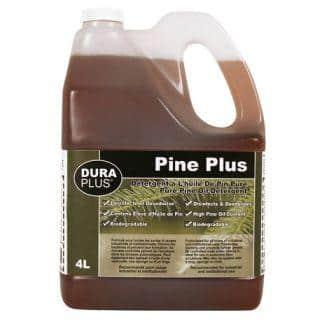 Pine Plus Pure Pine Oil  Detergent Cleaner  4 L (DuraPlus)
