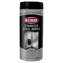 Weiman Stainless Steel Wipes  30 Pack