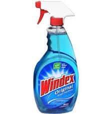 Windex® Original Glass Cleaner  Handy 765 ml  Trigger Bottle.